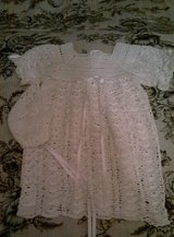 Crochet Christening Gown Set in Tacoma, Washington