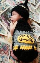 Crochet Batman Cape and Cap Set in Tacoma, Washington