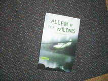 Alone in the wild in German in Ramstein, Germany