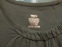 Ladies Plus Size Leisure Top -- Size 20W--22W By Mossimo in Kingwood, Texas