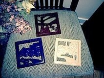 1983 Vermont Castings Cast Iron Season Trivets in Glendale Heights, Illinois