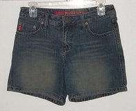 Mudd Denim Jean Shorts In Women's Size 3 Juniors in Joliet, Illinois