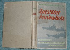 Several really old german books in Grafenwoehr, GE
