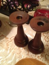 2 Piece Candle Holders Handcrafted In Puerto Rico in Batavia, Illinois