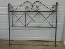 Ashley Nickel Iron Queen Headboard in Fort Campbell, Kentucky