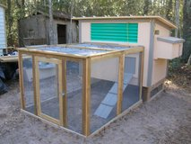 Chicken/Rabbit Run Panels in Conroe, Texas