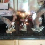 Home Interiors Porcelain Eagle Figurine Reduce in Fort Polk, Louisiana