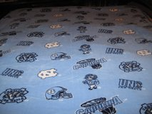 Beautiful Handmade Carolina Tarheels Fleece have 4 left. in Fort Bragg, North Carolina