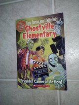 Ghostville Elementary Frights! Camera! Action! book in Camp Lejeune, North Carolina