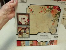 Scrapbooking Papers - 50-Page Pad -- Victorian Rose Theme in Kingwood, Texas