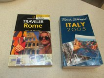 Two Travel Books Of Italy - Both For $1.00! in Kingwood, Texas