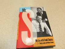 """My Life With Frank Sinatra"" - Hardback Book - Biography in Kingwood, Texas"