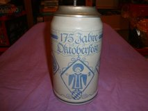OctoberFest 175 Year Beer Stein in Ramstein, Germany