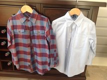 Boys Button-Down Shirts Size 6-7 from The Gap in Glendale Heights, Illinois