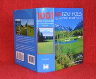 Book-1001 GOLF HOLES You Must Play Before You Die in New Lenox, Illinois