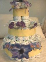 Diaper Cakes 2 in Beaufort, South Carolina