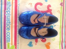 Cherokee blue holiday shoes new in New Lenox, Illinois