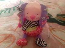 Toddler bunny new with tags in Aurora, Illinois