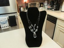 Ice Cube Look Illusion Necklace in Kingwood, Texas