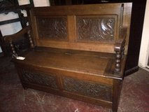 MONKS BENCHES 30 IN STOCK!! in Alconbury, UK