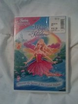 NIP Barbie Fairytopia Magic of the Rainbow dvd in Camp Lejeune, North Carolina