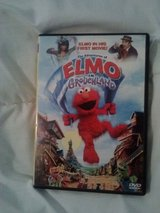 The Adventures of Elmo In Grouchland DVD in Camp Lejeune, North Carolina