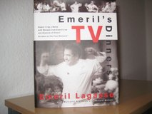 Emeril Cookbook in Ramstein, Germany