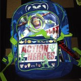 NEW Toy Story Backpack with bonus Utility Pack in Columbus, Georgia